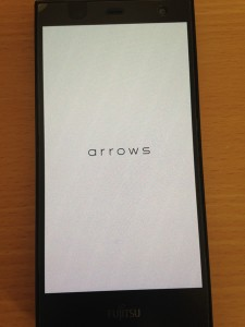 arrows画面