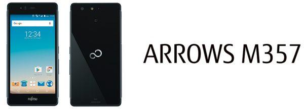 arrows m357
