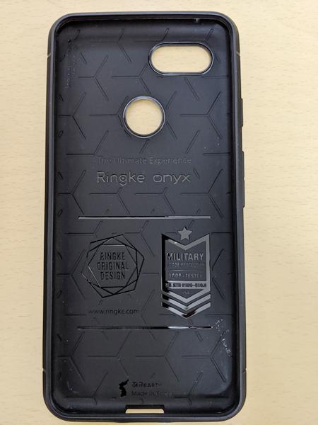 Onyx Pixel3用 スマホケース